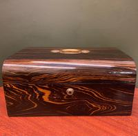Good Quality Fully-fitted Coromandel-wood Jewellery Box (2 of 6)