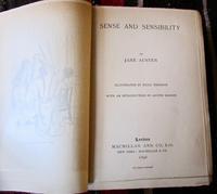 1896 Sense & Sensibility by Jane Austen, Illustrated by Hugh Thomson (4 of 4)