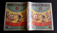 1920 Ring  O Roses,  Nursery Rhyme Picture Book By L.  Leslie Brooke.  1st Edition + D/W (8 of 8)