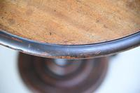 19th Century Mahogany Occasional Table (7 of 12)