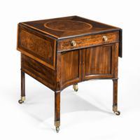 George III Chippendale-style Satinwood Pembroke Table (11 of 14)