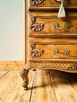 French Antique Style Drawers / Chest of Drawers / Louis XV Style (3 of 6)