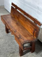 Rustic French Hall Bench (9 of 23)