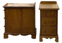 Pair of Mahogany Bedside Tables 19th Century (4 of 5)