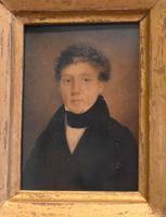 Regency Miniature Portrait (7 of 7)