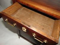 18th Century Dutch Mahogany Side Cabinet (7 of 8)