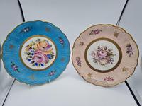 Vintage German Porcelain Plates / Chargers Bavarian /Set of Three (9 of 32)