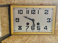 Art Deco Onyx Clock (2 of 5)