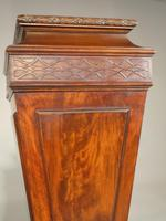 Unusual Pair of Early 20th Century Mahogany Pedestals (3 of 8)