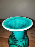Antique Islamic Turquoise Glazed Vase (8 of 10)