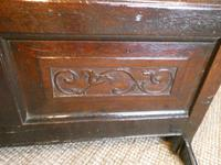 Early 18th Century Cradle (3 of 7)