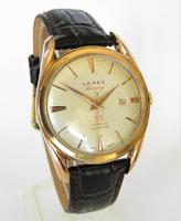 Gents 1950s Larex Luxury Wrist Watch (2 of 5)