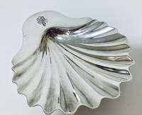 Pair of 18th Century Solid Silver Butter Dishes (6 of 13)