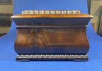 William IV Flame Mahogany Jewellery Box (11 of 20)