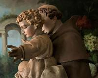 Bohumil Kafka RARE Carved Statue Sculpture St Anthony & Jesus (7 of 32)