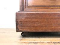 Antique Kneehole Desk (5 of 12)