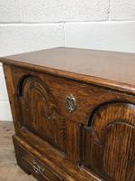 18th Century Style Welsh Oak Coffer (10 of 13)