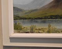 Welsh Landscape Oil Painting by Charles Wyatt Warren (5 of 7)