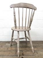 Pair of Rustic Antique Penny Chairs (9 of 9)