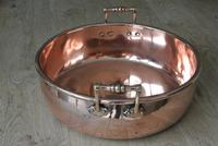 Victorian Copper Twin Handle Preserve Pan 15 Inch  Circa 1840-60 Jam Pan (3 of 6)