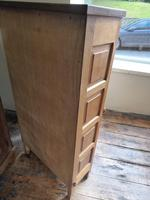 """Beaverman"" Oak Corner Cabinet (5 of 7)"