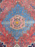 Antique Saroukh Feraghan Carpet (2 of 5)