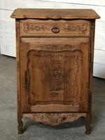French Early Oak Small Cupboard or Cabinet (10 of 16)