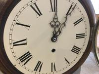 Oak Cased Norland Wall Clock (2 of 7)
