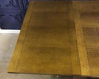 Extending Oak  Dining Table (3 of 9)