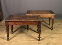 Great pair of oak countryhouse hotel luggage racks (12 of 12)