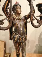 Superb Quality & Unusual French Clock Garniture (13 of 19)