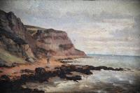 Small Coastal Oil Painting (3 of 11)