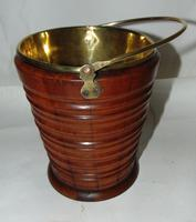 Small Dutch Coopered Bucket Jardiniere (3 of 6)