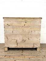 Rustic Antique Pine Chest of Drawers (10 of 10)
