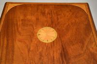 Inlaid Mahogany Revolving Bookcase (9 of 9)