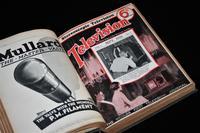 Television Magazine Bound Volumes 1&2 (5 of 6)