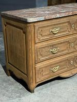 French 18th Century Marble Top Commode Chest (21 of 23)