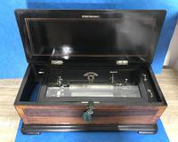 Victorian Rosewood Music Box (10 of 14)