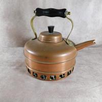 "Copper & Brass ""The Economic"" Quick Boil Kettle (2 of 4)"