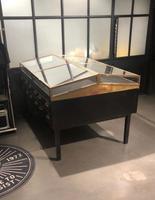 1920s Ebonised Display Cabinet (3 of 4)