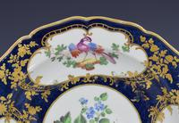 First Period Worcester Porcelain James Giles Lady Mary Wortley Montagu Soup Plate (4 of 8)