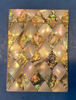 Victorian Abalone & Mother of Pearl Card Case (4 of 15)