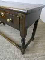 English 18th Century Oak Dresser (3 of 12)