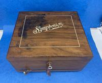 Victorian  Walnut Symphonian Music Box (14 of 22)