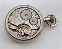 1920s Cyma Stem Winding Pocket Watch (3 of 4)
