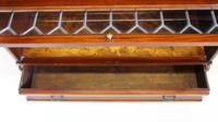 Good Quality Mahogany Globe Wernicke Sectional Glazed Bookcase (15 of 29)
