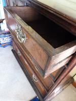 Country Oak 2 Over 3 Drawer Chest of Drawers 1660 (6 of 10)