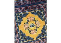 Antique Chinese Ningxia Rug (5 of 5)