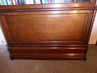 Oak 4 Tier Bookcase (2 of 6)