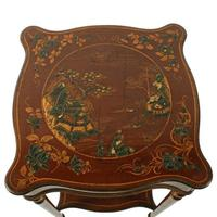 Early 20th Century Chinoiserie Style Table (8 of 8)